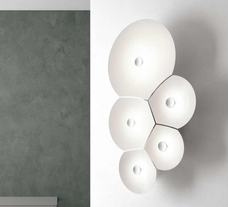 Bulbullia francisco gomez paz applique murale wall light  luceplan d95a5  design signed nedgis 78419 product
