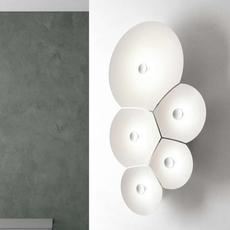 Bulbullia francisco gomez paz applique murale wall light  luceplan d95a5  design signed nedgis 78419 thumb