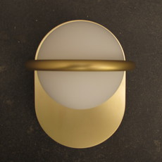 C ball w1 stone designs applique murale wall light  blux 748410  design signed 46985 thumb