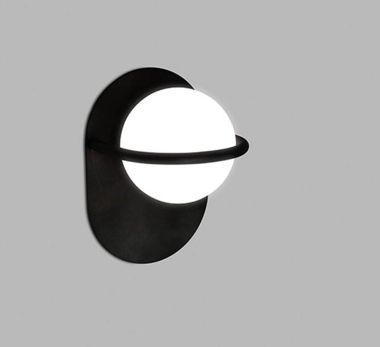 C ball w1 front designs applique murale wall light  b lux 748415  design signed 39472 product