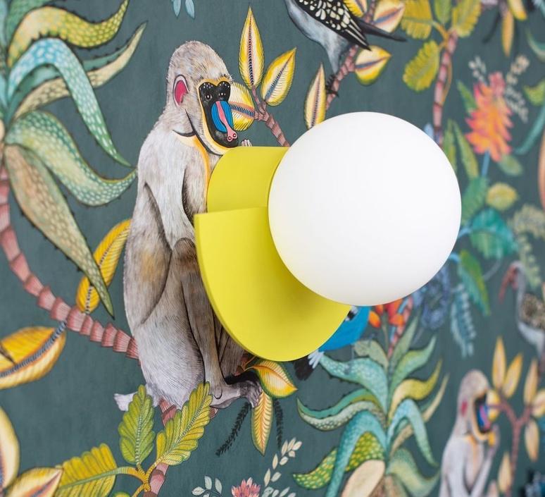 C lamp big petra lilja applique murale wall light  swedish ninja cwlb03  design signed nedgis 118069 product