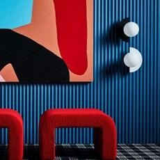 C lamp little petra lilja applique murale wall light  swedish ninja cwl06 9005  design signed nedgis 117075 thumb