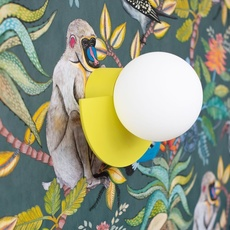 C lamp small petra lilja applique murale wall light  swedish ninja cwl03  design signed nedgis 118033 thumb