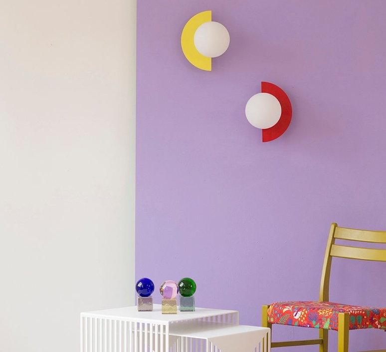 C lamp small petra lilja applique murale wall light  swedish ninja cwl03  design signed nedgis 118038 product