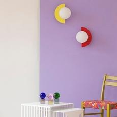 C lamp small petra lilja applique murale wall light  swedish ninja cwl04  design signed nedgis 118047 thumb