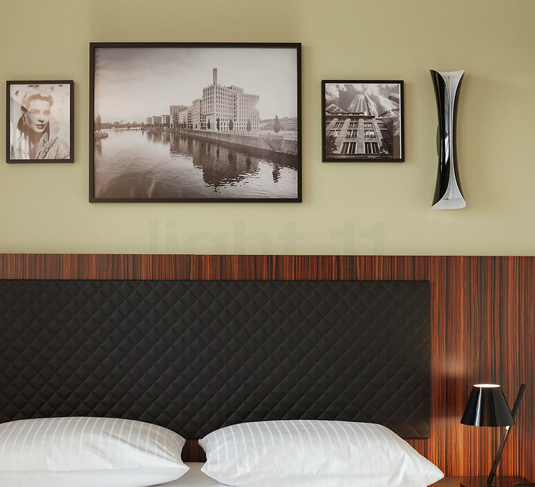 Cadmo karim rashid applique murale wall light  artemide 1373010a  design signed nedgis 98547 product