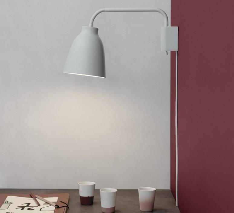 Caravaggio read cecilie manz applique murale wall light  nemo lighting 23041405  design signed nedgis 67186 product