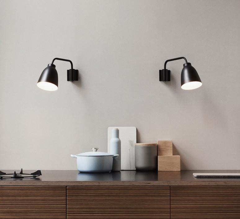 Caravaggio read cecilie manz applique murale wall light  nemo lighting 23041308  design signed nedgis 67193 product