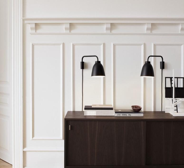 Caravaggio read cecilie manz applique murale wall light  nemo lighting 23041308  design signed nedgis 67195 product