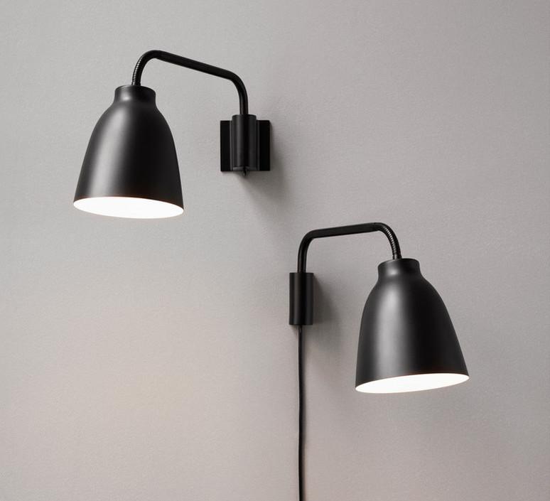 Caravaggio read cecilie manz applique murale wall light  nemo lighting 23041308  design signed nedgis 67196 product
