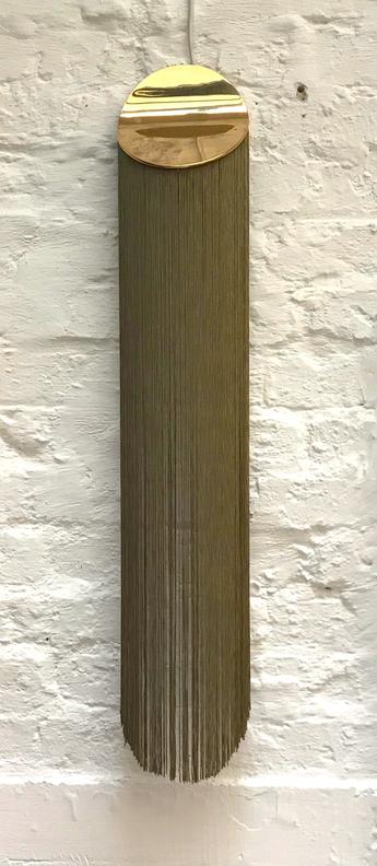 Applique murale ce vert l100cm h25cm d armes normal
