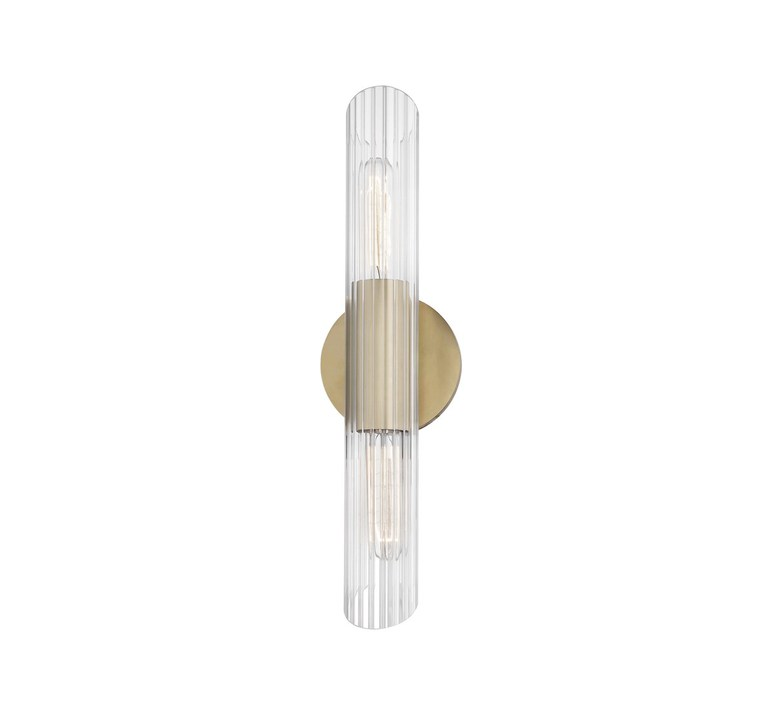 Cecily s mitzi hvl applique murale wall light  hudson valley lighting group h177102s agb ce  design signed nedgis 79656 product