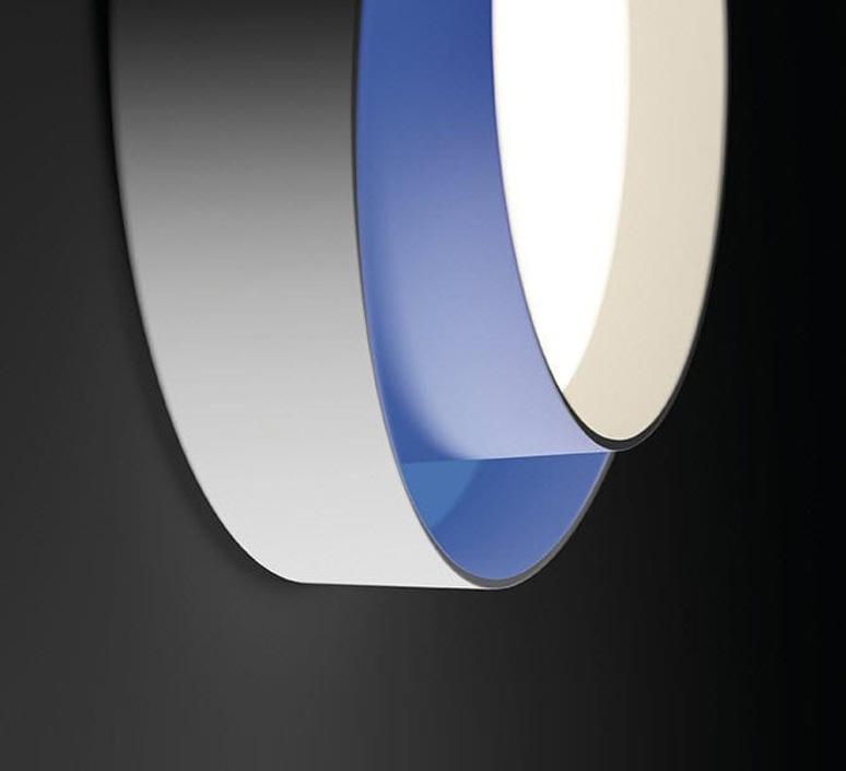 Centric ramos bassols applique murale wall light  vibia 571093 1b  design signed nedgis 80066 product