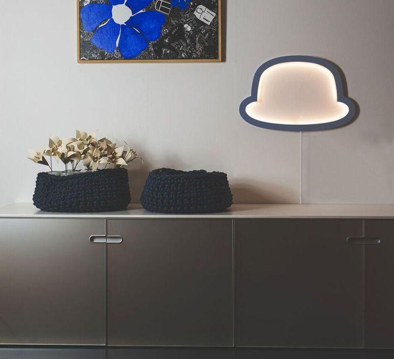 Chapeau chap o henri  applique murale wall light  atelier pierre apwa101d  design signed 37183 product