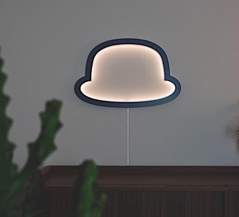 Chapeau chap o henri  applique murale wall light  atelier pierre apwa101d  design signed 37184 product