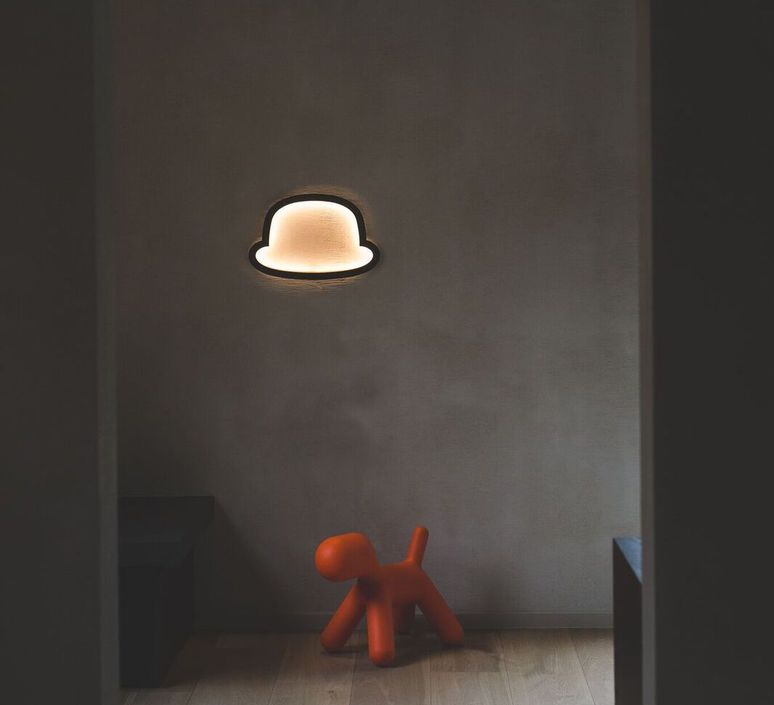 Chapeau chap o henri  applique murale wall light  atelier pierre apwa101  design signed 37175 product