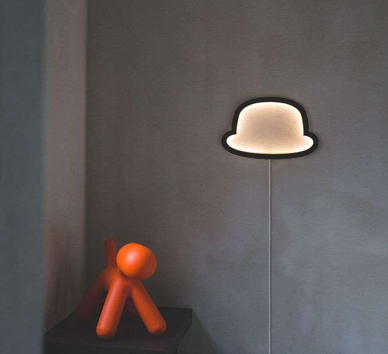 Chapeau chap o henri  applique murale wall light  atelier pierre apwa101  design signed 37176 product