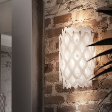 Charlotte applique doriana et massimilano fuksas applique murale wall light  slamp chr88app0000w 000  design signed nedgis 66221 thumb
