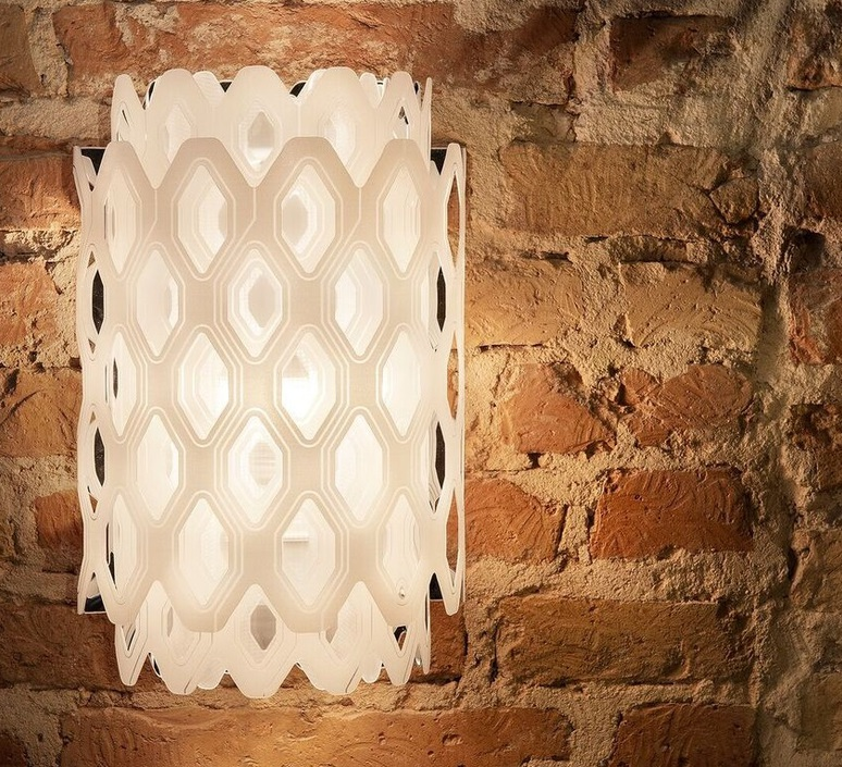Charlotte applique doriana et massimilano fuksas applique murale wall light  slamp chr88app0000w 000  design signed nedgis 66223 product