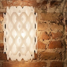 Charlotte applique doriana et massimilano fuksas applique murale wall light  slamp chr88app0000w 000  design signed nedgis 66223 thumb