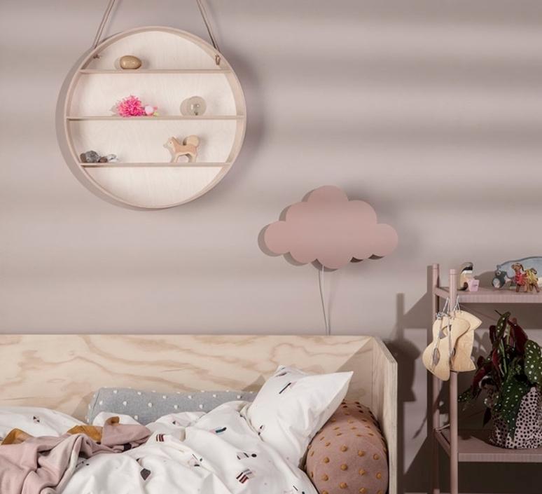 Cloud lamp  applique murale wall light  ferm living 3301  design signed 36944 product