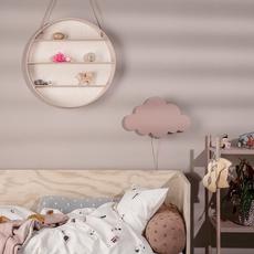 Cloud lamp  applique murale wall light  ferm living 3301  design signed 36944 thumb