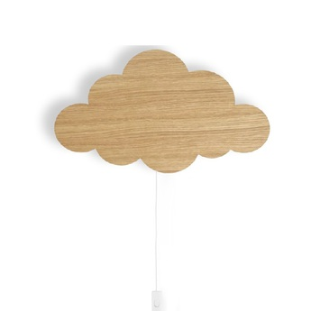Applique murale cloud naturel 0l40cm h25cm ferm living normal