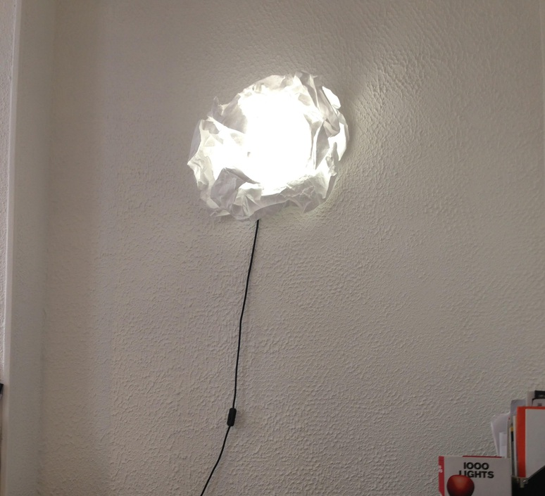 Cloud nuage nicolas pichelin proplamp 90 wall luminaire lighting design signed 23023 product