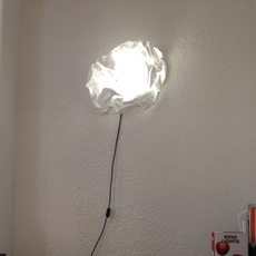 Cloud nuage nicolas pichelin proplamp 90 wall luminaire lighting design signed 23023 thumb