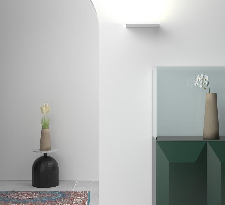 Cm2 w2  applique murale wall light  rotaliana 1c2w200063pl0   design signed nedgis 115440 product