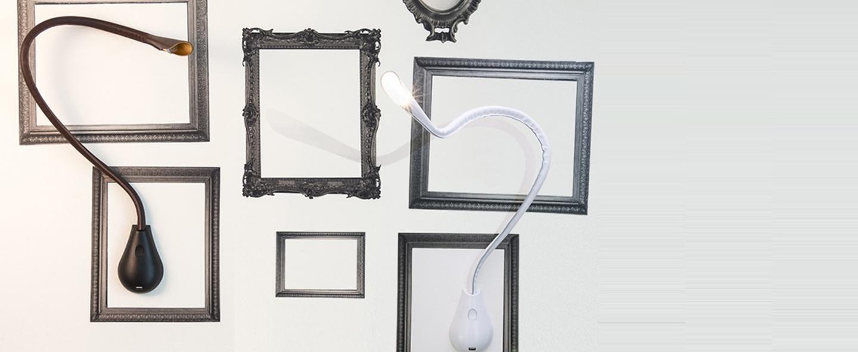 Applique murale cobra blanc h84cm innermost normal