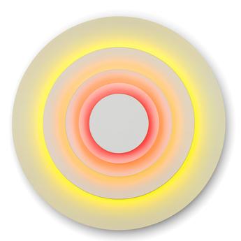 Applique murale concentric m corona o81 5cm marset normal