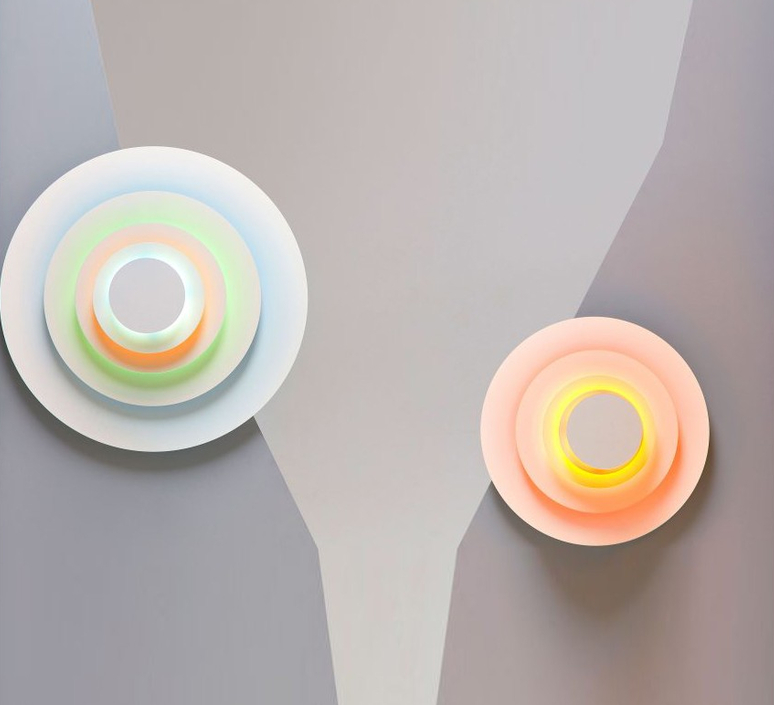 Concentric m rob zinn marset concentric a678 005 luminaire lighting design signed 62802 product