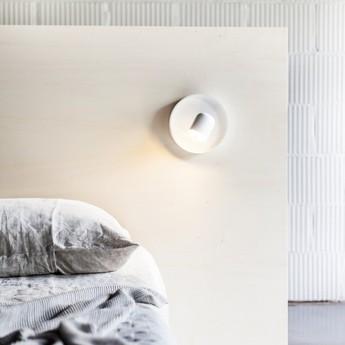 Applique murale concierge blanc led 3000k 240lm o20cm h16 7cm 0 normal