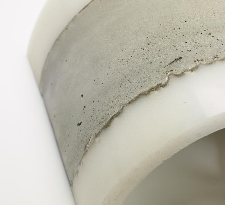 Concrete renate vos applique murale wall light  serax b7214486  design signed 59969 product