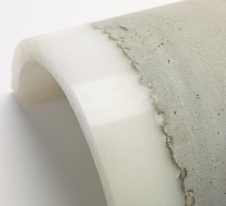 Concrete renate vos applique murale wall light  serax b7214486  design signed 59970 product