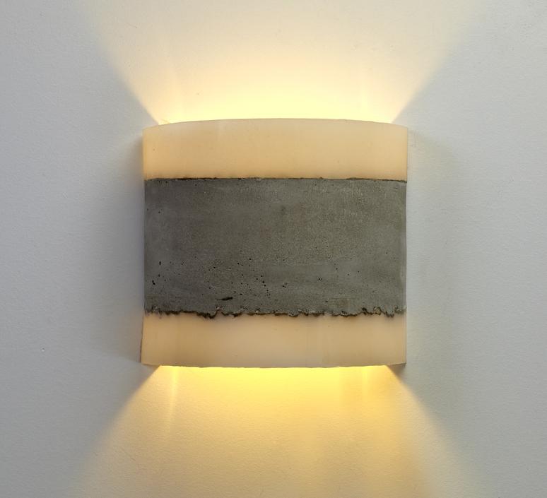 Concrete renate vos applique murale wall light  serax b7214486  design signed 59971 product