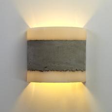 Concrete renate vos applique murale wall light  serax b7214486  design signed 59971 thumb