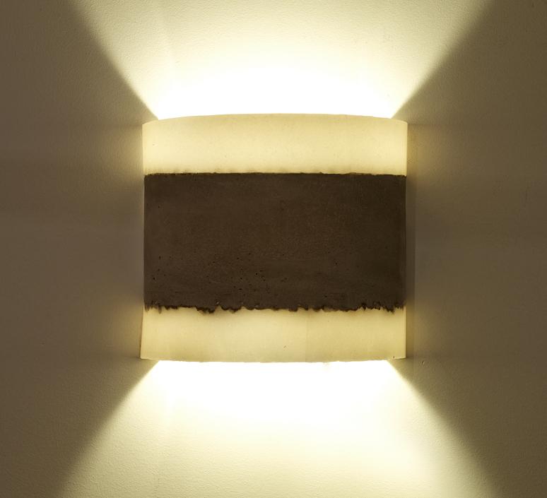 Concrete renate vos applique murale wall light  serax b7214486  design signed 59972 product