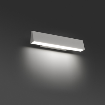 Applique murale conik aluminium led l29 5cm h5 8cm faro normal