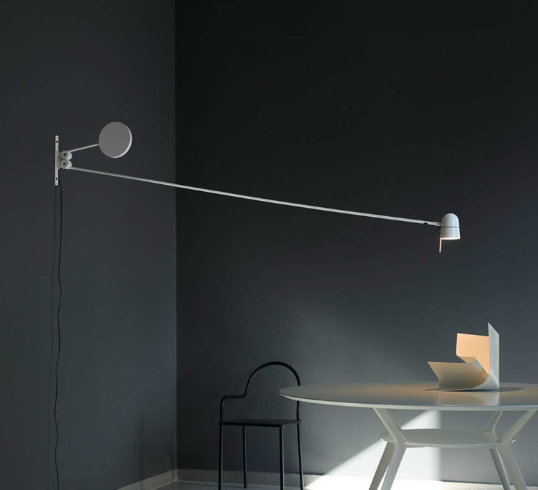 Counterbalance d73n daniel rybakken applique murale wall light  luceplan 1d7300000003  design signed 55896 product