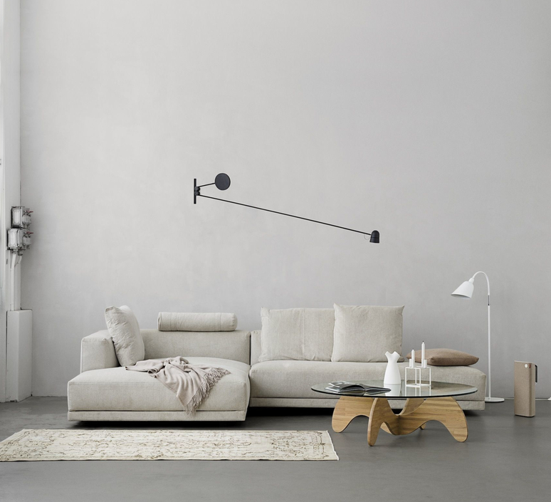 Counterbalance d73n daniel rybakken applique murale wall light  luceplan 1d7300000001  design signed 55891 product