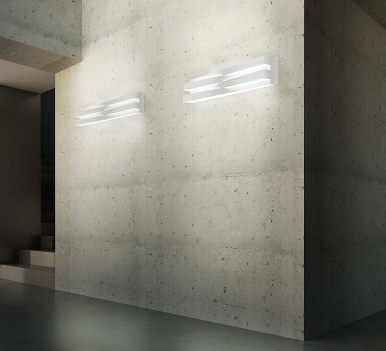Cross andrea lazzari applique murale wall light  panzeri a04901 060 0101  design signed nedgis 83219 product