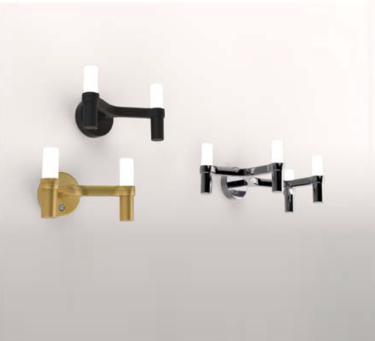 Crown 2 jehs laub applique murale wall light  nemo lighting cro hnw 31  design signed 58856 product