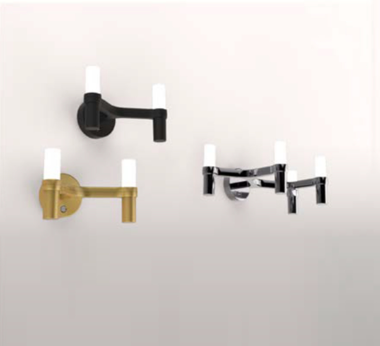 Crown 4 jehs laub applique murale wall light  nemo lighting cro hlw 32  design signed 58870 product