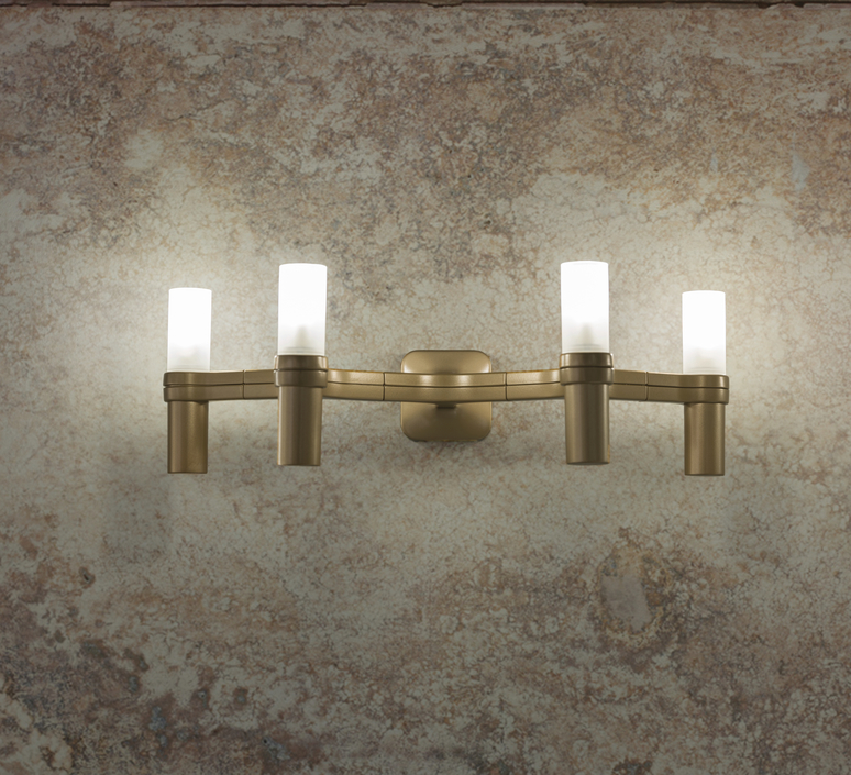 Crown 4 jehs laub applique murale wall light  nemo lighting cro hgw 32  design signed 58876 product