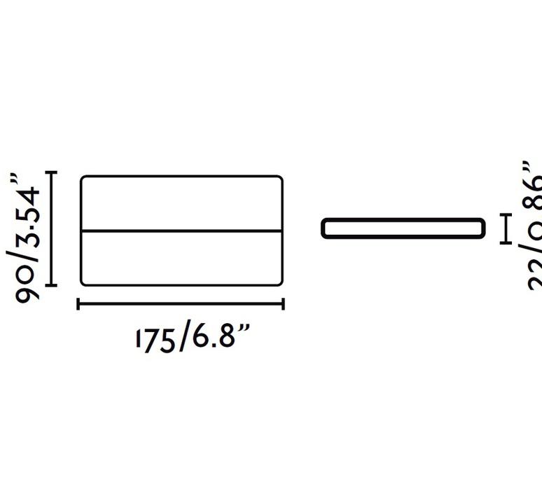 Aday 2 led manel llusca faro 70646 luminaire lighting design signed 29031 product
