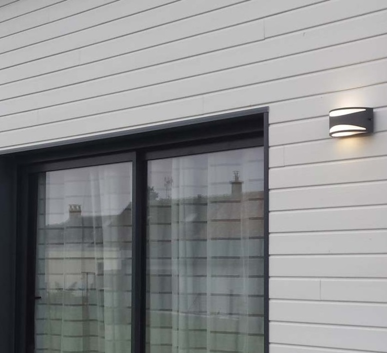 Bonn 2 estudi ribaudi applique murale d exterieur outdoor wall light  faro 70697  design signed nedgis 67636 product