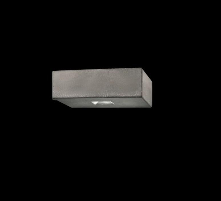 Brique 2o  applique murale d exterieur outdoor wall light  lucifero s ic1002 830  design signed 60871 product