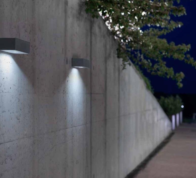 Brique o  applique murale d exterieur outdoor wall light  lucifero s ic1001 830  design signed 94070 product